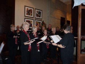 Fairfax Singers Annual Dinner @ Otley Golf Club