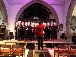 Concert at Burley in Wharfedale Methodist Church
